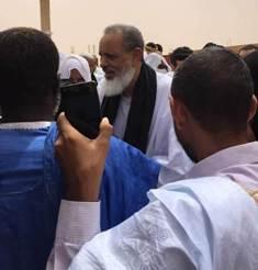 العلامة الشيخ عثمان ولد الشيخ أحمد أبي المعالي / رئيس حزب الفضيلة