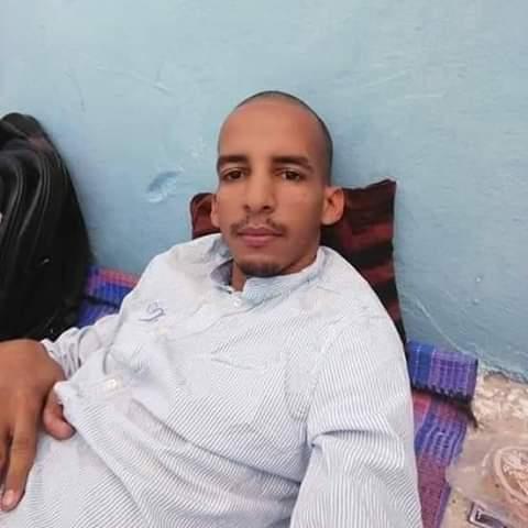 الشاب المقتول غدرا / محمد ولد برو