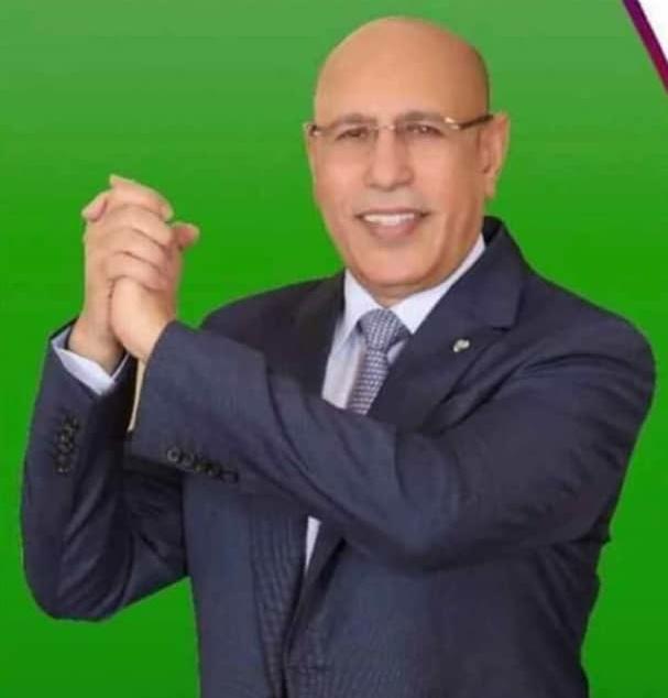 المرشح / محمد ولد الشيخ محمد أحمد ولد الغزواني