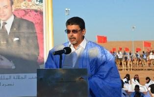الأستاذ سيدي محمد ولد محم  / وزير الثقافة والصناعة التقليدية الموريتاني
