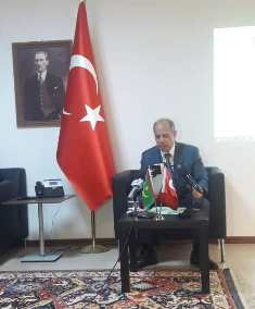 السيد محمد بيلير / سفير تركيا بموريتانيا