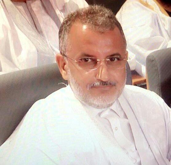 الدكتور محمد عالى ولد سيدي محمد / المدير العام لشركة SOMELEC