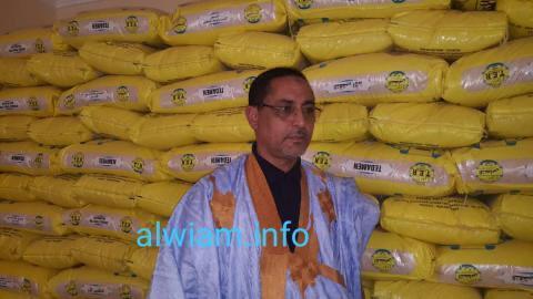 السيد :محمدو ولد سيدي / رئيس منتدى الفاعلين غير الحكوميين