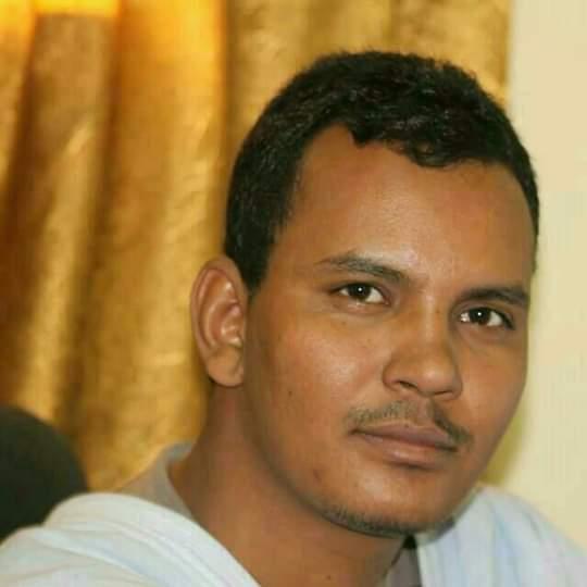أحمد سالم سيدي عبد الله /  كاتب صحفي