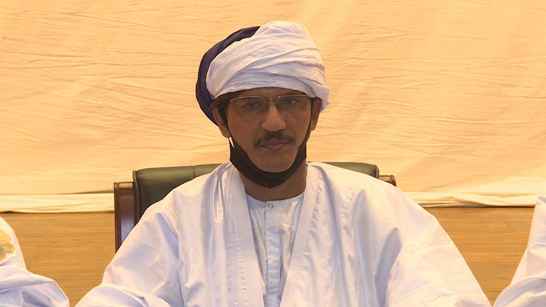 الاستاذ المحامى  محمد ولد أحمدسالم ولد طالبن / رئيس حزب الإصلاح