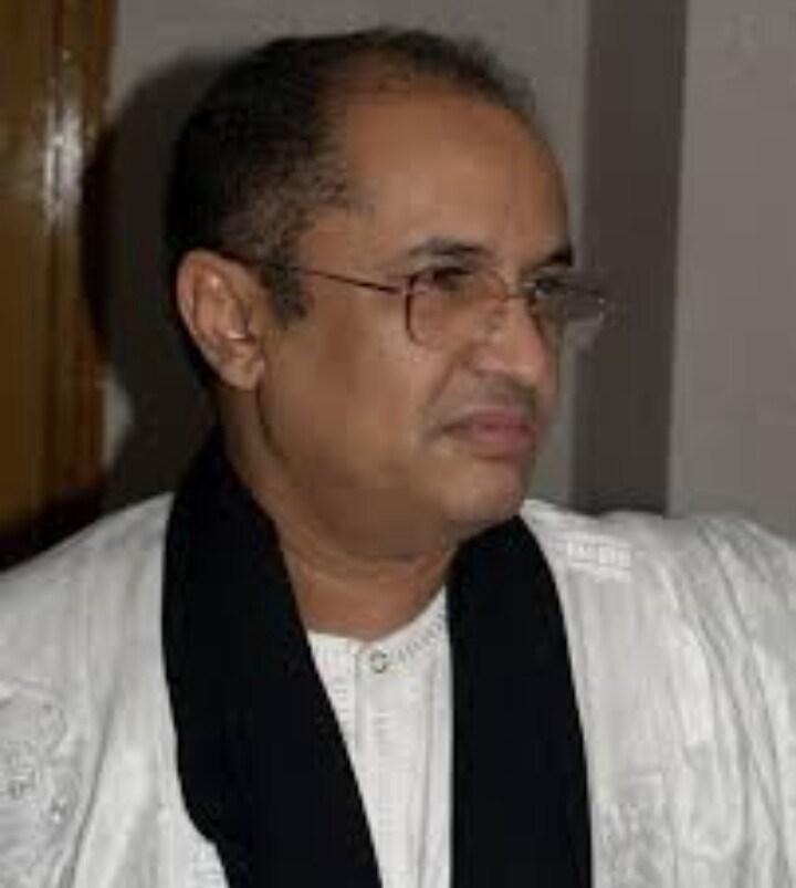 السيناتير محسن ولد الحاج