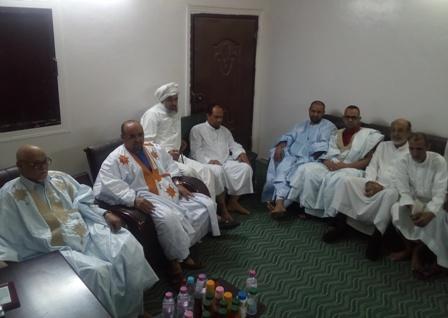 مكتب الجالية الموريتانية بالعربية السعودية