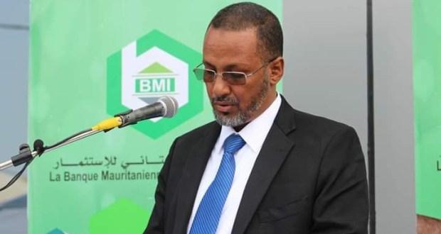 رئيس اتحاد أرباب العمل الموريتاني / محمد زين العابدين ولد الشيخ أحمد