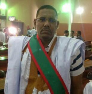 النائب البرلماني / سيدي محمد ولد الطالب اعل