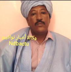 الأديب / أحمد ولد محمدن ولد سيد ابراهيم
