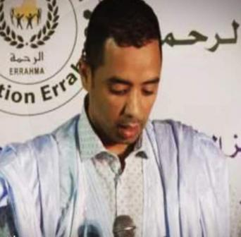 بدر الدين ولد محمد ولد عبدالعزيز / رئيس هيئة الرحمة