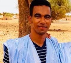 الطالب الموريتاني / أحمد ولد أحمد مسكه