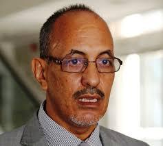 الشيخ ولد حندى / النقيب  الحالي للمحامين الموريتانيين