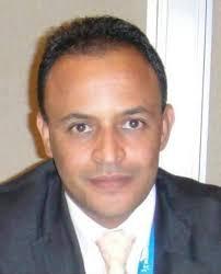 السيد / أحمد ولد المختار ولد بوسيف المدير العام لوكالة سجل السكان والوثائق المؤمنة