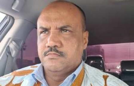 """السيد محمد محمود ولد صيبوط الملقب """" بود """" / رئيس حزب العدالة و الديمقراطية الموريتاني"""