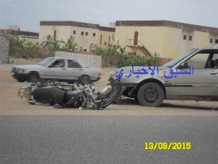 """صورة من الحادث بعدسة """" السبق الإخباري """""""