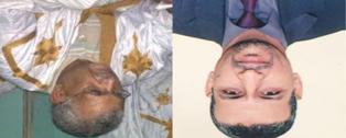 """القاضى المزور للشهادات رفقة شقيقة وكليهما يحمل نفس الإسم """" محمد ولد الشيخ """""""