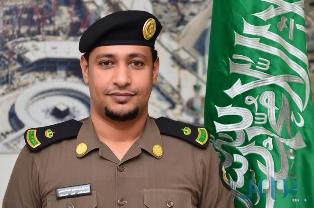 الرائد سامح السلمي /الناظق الإعلامي للقوة الخاصة لأمن المسجد الحرام