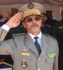 الفريق البرور / قائد اركان الجيش الموريتاني