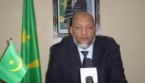 معالى الوزير السابق / سيدن عالى ولد محمدخونه