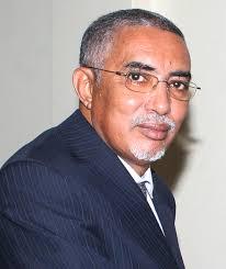 الوزير الأول الموريتاني المهندس : يحي ولد حدمين