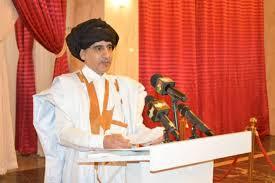 السيد محمدأحمد ولد محمد الأمين /  مدير ديوان رئيس الجمهورية