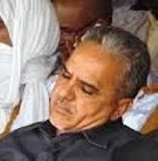 المتزلف عبدالله ولد أحمد دامو