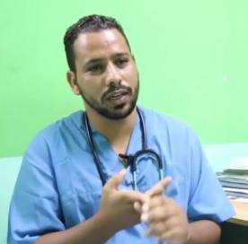 د/ أحمدو ولد بالال ــــــــ طبيب عام
