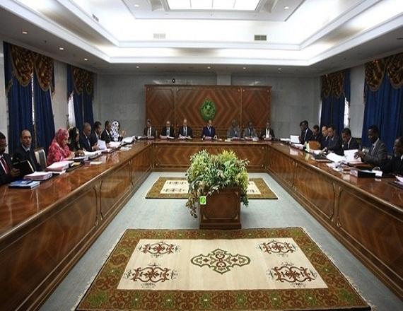 صور للإجتماع الأسبوعي  للحكومة