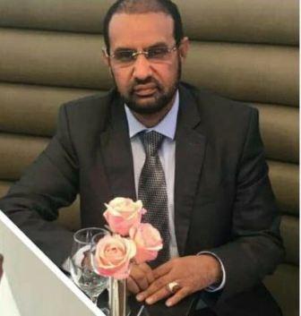 السيد محمد سالم عبد الرحمن الملقب ابو عبد الرحمن / نائب آسيا و العالم العربي
