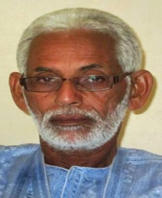 السجين أعل سالم ولدعبدالله