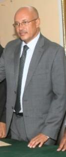 أحمد ولد الديه / الأمين العام لوزارة الوظيفة العمومية والعمل والتشغيل وعصرنة الإدارة