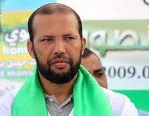 الرئيس محمد غلام ولد الحاج الشيخ