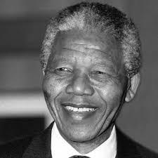 الرئيس نيلسون روليهلاهلا مانديلا
