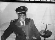 المفوض الإقليمي دداه ولد عبدالله / مدير أمن الدولة السابق