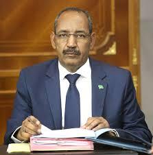 وزير الداخلية  أحمدو ولد  عبدالله