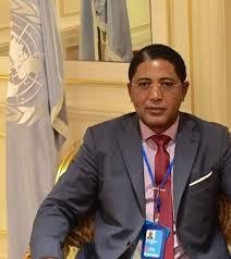 سعادة السفير باباه سيدي عبد الله