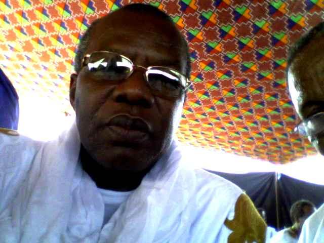 """المقرب من بيجل""""دينا"""" . شيخ روصو سابقا، وعمدة جدر المحكن سابقا، والرئيس السابق لإتحاد العمال الموريتانيين"""