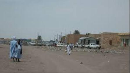 صورة لشارع  البطحة رئيسي في مدينة النعمة