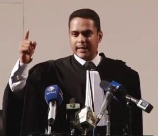 المحامى المشهور /  محمد المامي ولد مولاي اعل