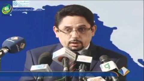 وزير الشؤم و النحس : محمد الأمين ولد الشيخ