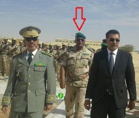 آخر ظهور  رسمي للفقيد  اللواء  عثمان ولد اعبيد لحمر ـ رحمه الله تعالى ـ
