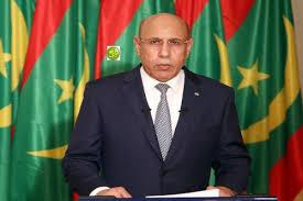 فخامة رئيس الجهورية السيد محمد ولد الشيخ الغزواني