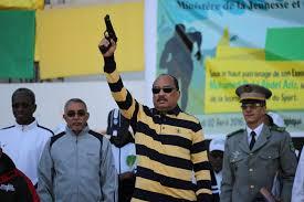 الرئيس الموريتاني / محمد ولد عبد العزيز
