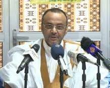 الرئيس سيدي محمد ولد ببكر ولد بوسالف