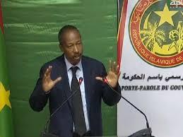 د / حيموده ولد رمظان   وزير العدل الموريتاني