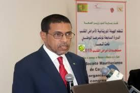 د/ نذير ولد حامد وزسر الصحة الموريتاني