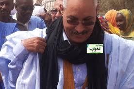 حاكم وادالناقة الفاشل المرتشى المدعو ألبو ولد الفاضل