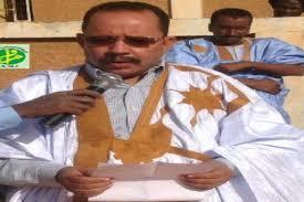 محمد الحسن ولد محمد سعد / والي ولاية لعصابة