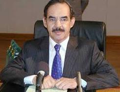 الرئيس الموريتاني الأسبق /  معاوية ولد سيدي أحمد الطايع